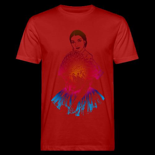 La traviata: Maria Callas als Violetta Valéry - T-shirt ecologica da uomo