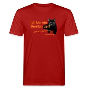 Statement Bernburg - Männer Bio-T-Shirt