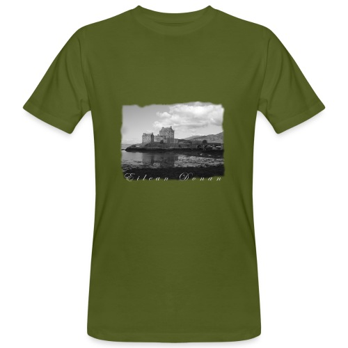 EILEAN DONAN CASTLE #1 - Männer Bio-T-Shirt