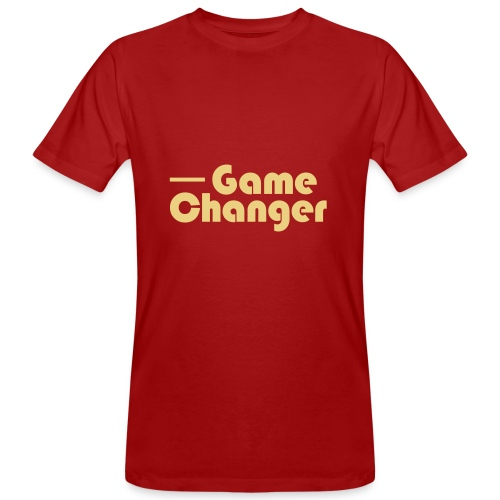 Game Changer - Men's Organic T-shirt