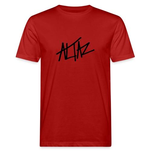 Altaz Clean Logo - Ekologisk T-shirt herr