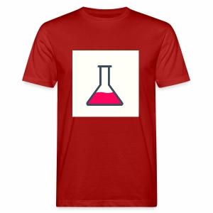Logoshirt - Männer Bio-T-Shirt