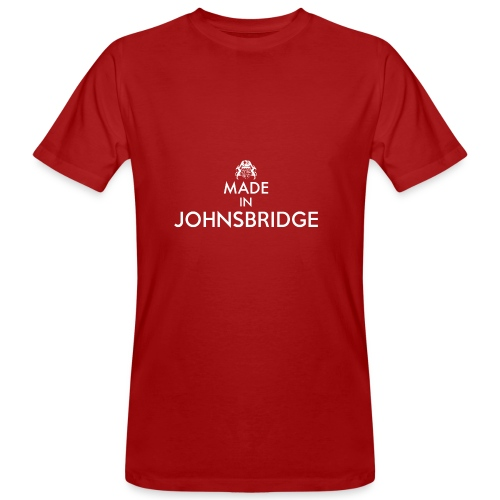 Made in Johnsbridge - Men's Organic T-shirt