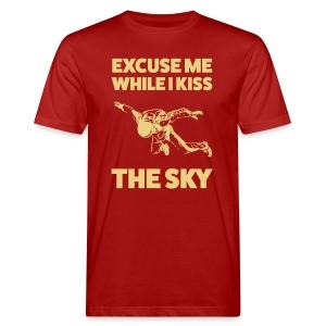 Excuse me - Männer Bio-T-Shirt