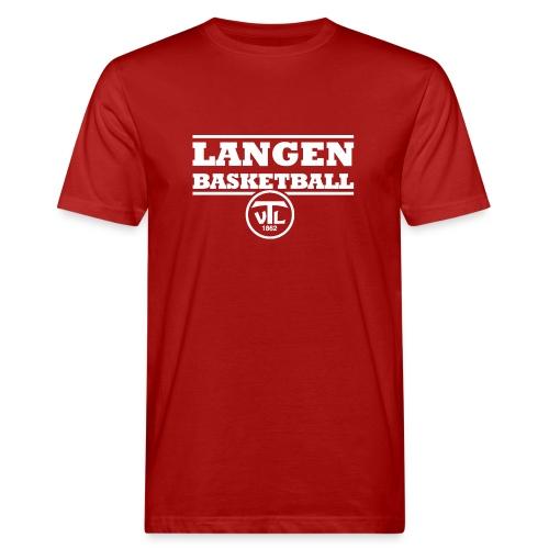 113799088 140717199 TV Langen Basketball - Männer Bio-T-Shirt