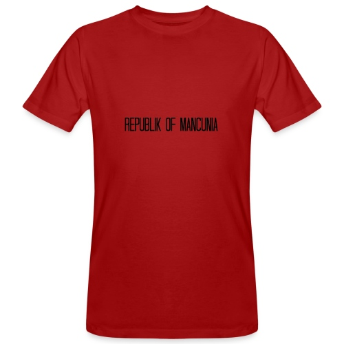 Republik of Mancunia - Men's Organic T-Shirt