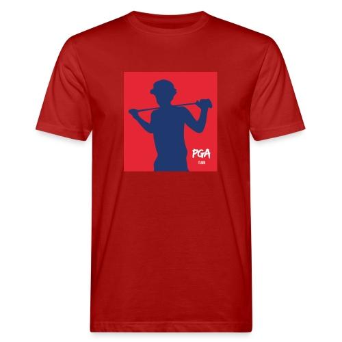 PGA newbie - Miesten luonnonmukainen t-paita
