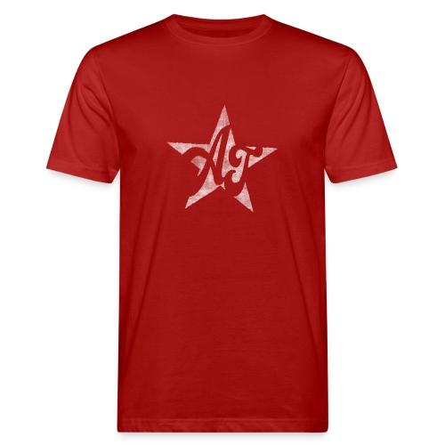 Amoeba Teen 'AT Star' - Men's Organic T-Shirt