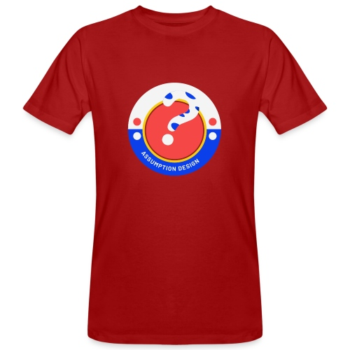 Assumption Design Pin - Ekologisk T-shirt herr