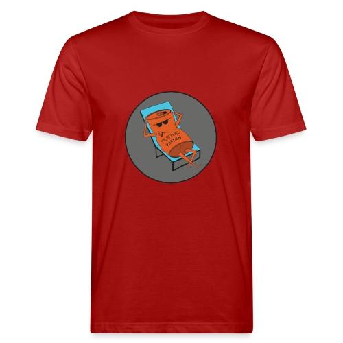 Festivalpodden - Loggan - Ekologisk T-shirt herr