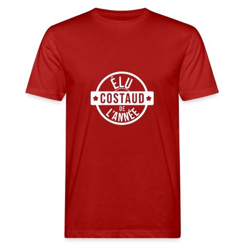 Costaud de l'année - T-shirt bio Homme