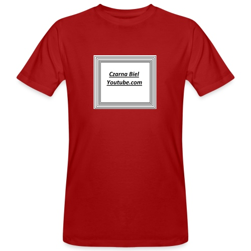 yt_cb - Ekologiczna koszulka męska