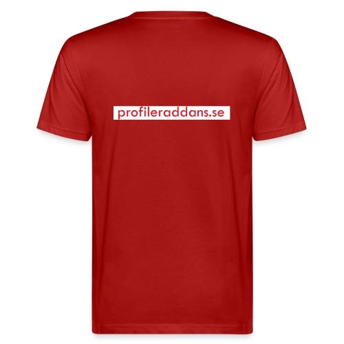 profileraddans.se - Ekologisk T-shirt herr