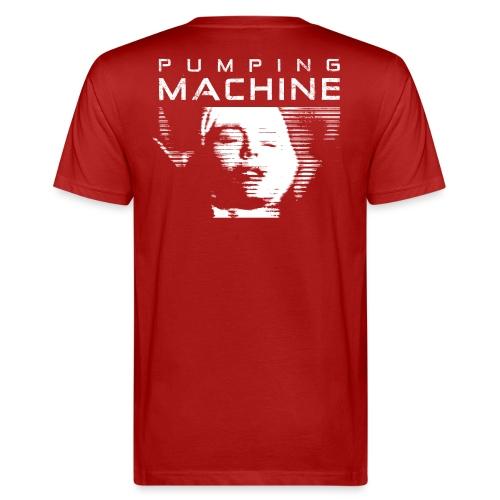 Negant logo + Pumping Machine - Organic mænd