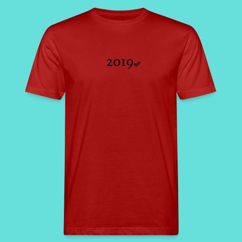 Valide 2019 - T-shirt bio Homme