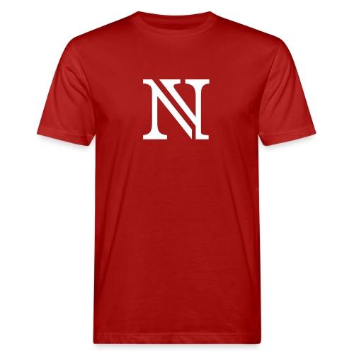 N allein - Männer Bio-T-Shirt