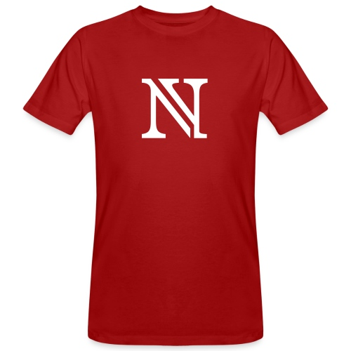 N allein klein - Männer Bio-T-Shirt
