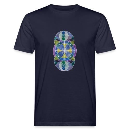 Trebol infinito de Fortuna - Camiseta ecológica hombre