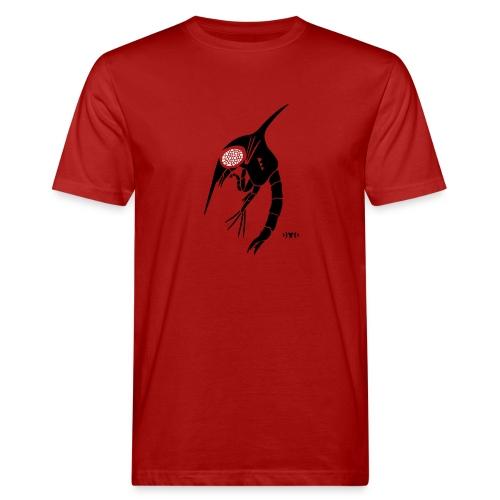 panzerkrebs - Männer Bio-T-Shirt