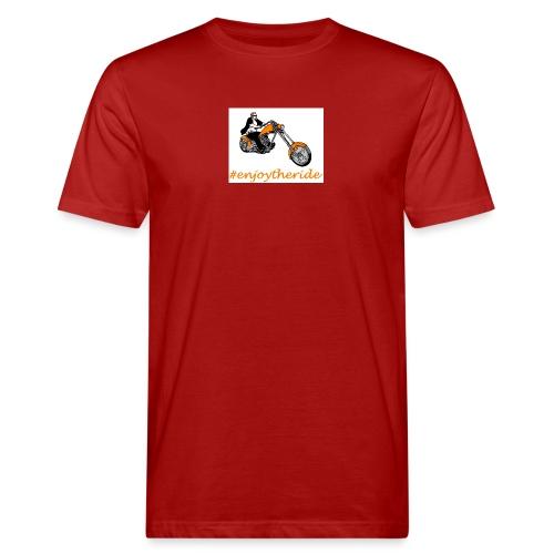 enjoytheride - T-shirt bio Homme