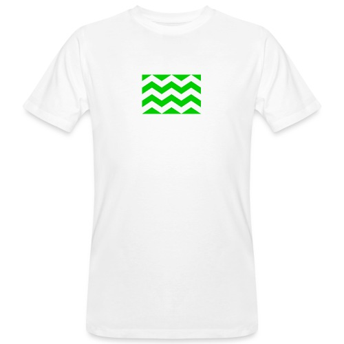 Vlag westland kassen - Mannen Bio-T-shirt
