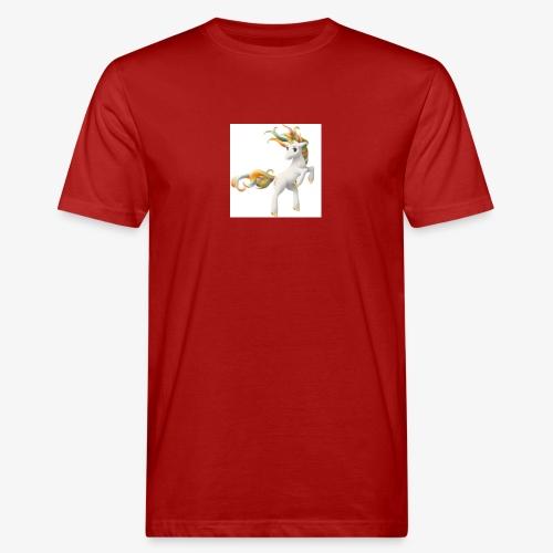 Love Unicorn - Männer Bio-T-Shirt