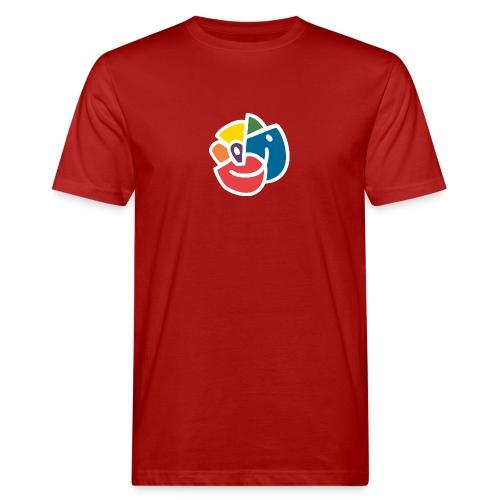 Mångfaldsros - Ekologisk T-shirt herr
