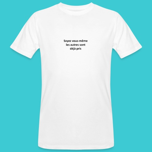 soi meme - T-shirt bio Homme