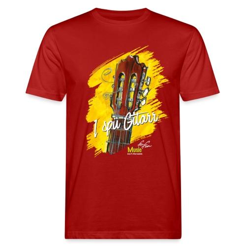 I spü Gitarr - limited edition '19 - Männer Bio-T-Shirt