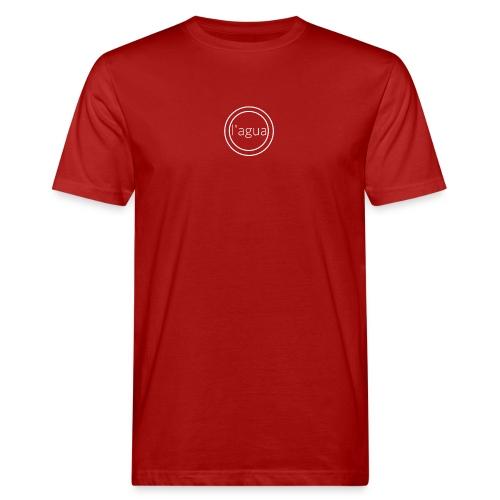 l agua white - Men's Organic T-Shirt
