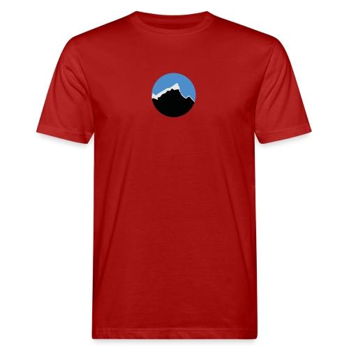 FjellTid - Økologisk T-skjorte for menn