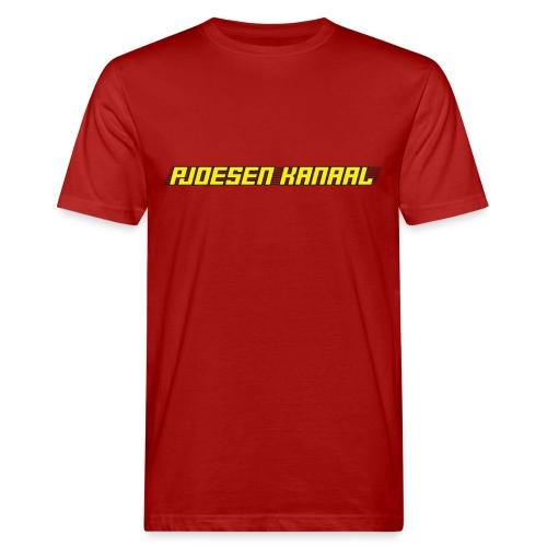Pjoesen Kanaal - Mannen Bio-T-shirt