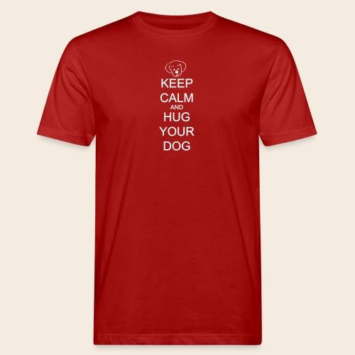 embrasse ton chien - T-shirt bio Homme