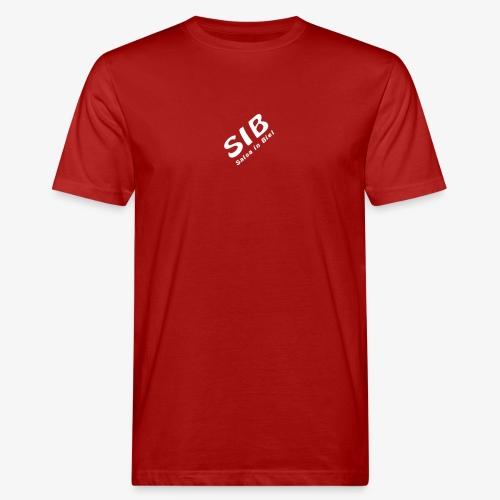 Tanzschule SIB / Salsa In Biel - Männer Bio-T-Shirt