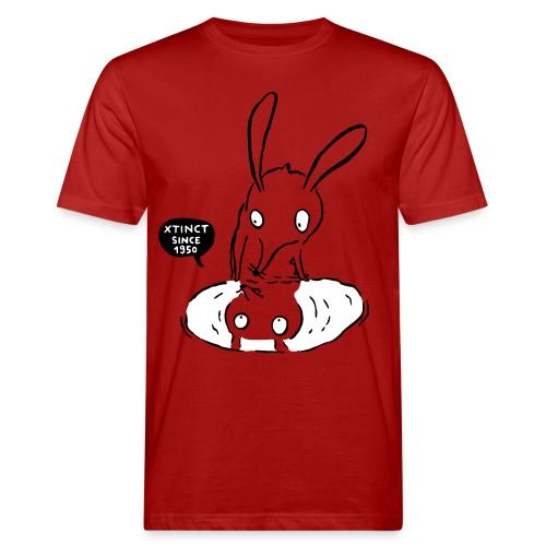 nasenbeutler andrea 2c - Männer Bio-T-Shirt