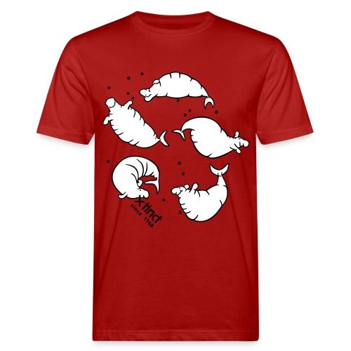 Seekuhtanz - Männer Bio-T-Shirt