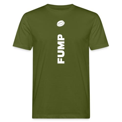 FUMP-Beer_rz - Männer Bio-T-Shirt