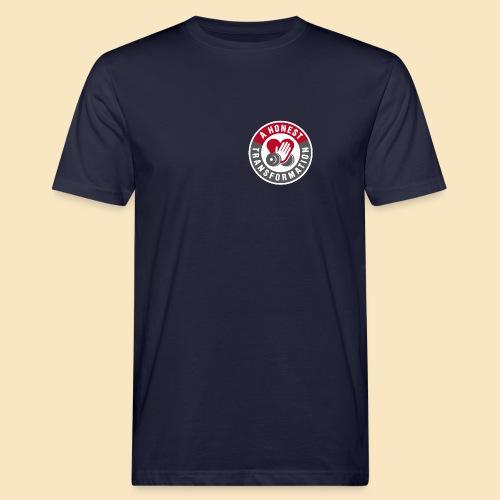 Honest Transformation Heart - Männer Bio-T-Shirt