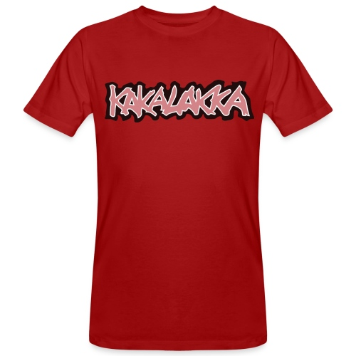 Kakalakka logo - Men's Organic T-Shirt