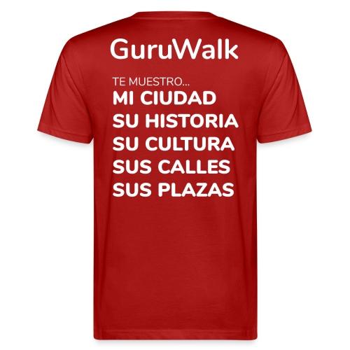Te muestro mi ciudad - Camiseta ecológica hombre