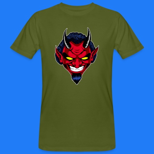 DEMON HEAD by Agill - T-shirt bio Homme