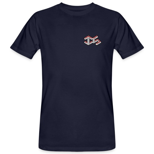 InnSpace Logo Small - Men's Organic T-Shirt