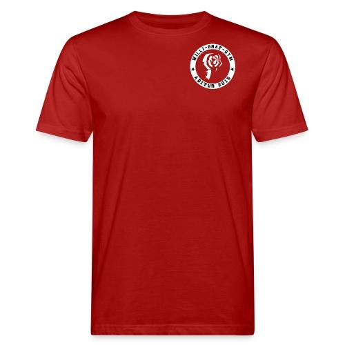 Brust - Männer Bio-T-Shirt