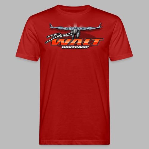 DocWalt / DoubleBrand (2fach-Logo Variante) - Männer Bio-T-Shirt