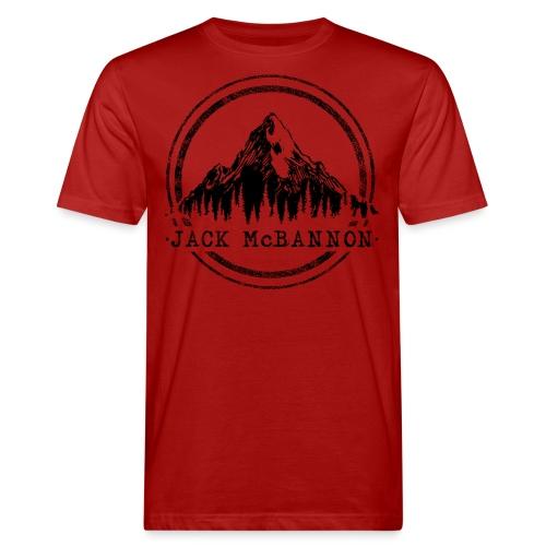 Jack McBannon - Mountain II - Männer Bio-T-Shirt