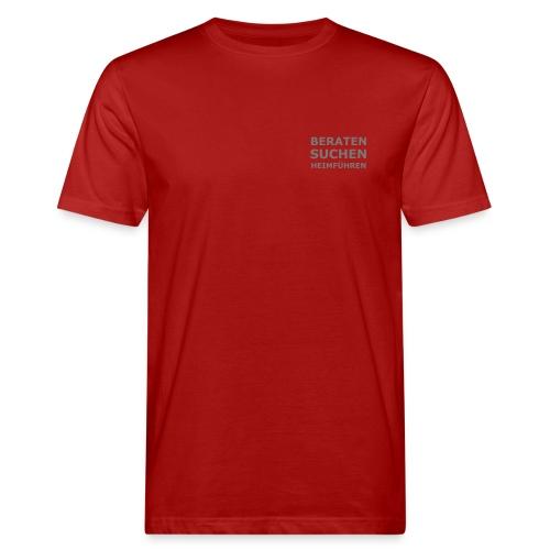 K-9 Tiersuche Nord e.V. - Männer Bio-T-Shirt