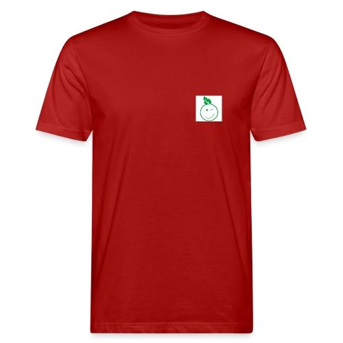 Eco Kids Head - Männer Bio-T-Shirt