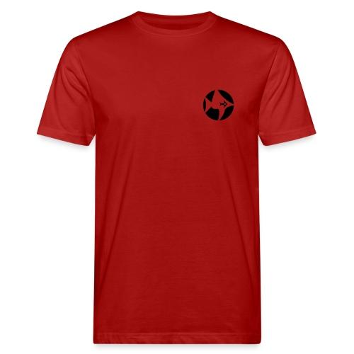 Fisch Design - Männer Bio-T-Shirt