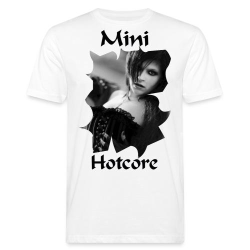 Black & White - Männer Bio-T-Shirt