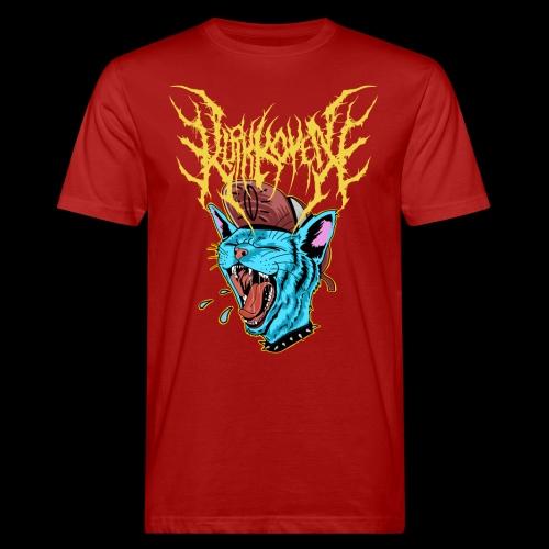 pussycat - Miesten luonnonmukainen t-paita